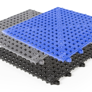 Open PVC Interlocking Tiles
