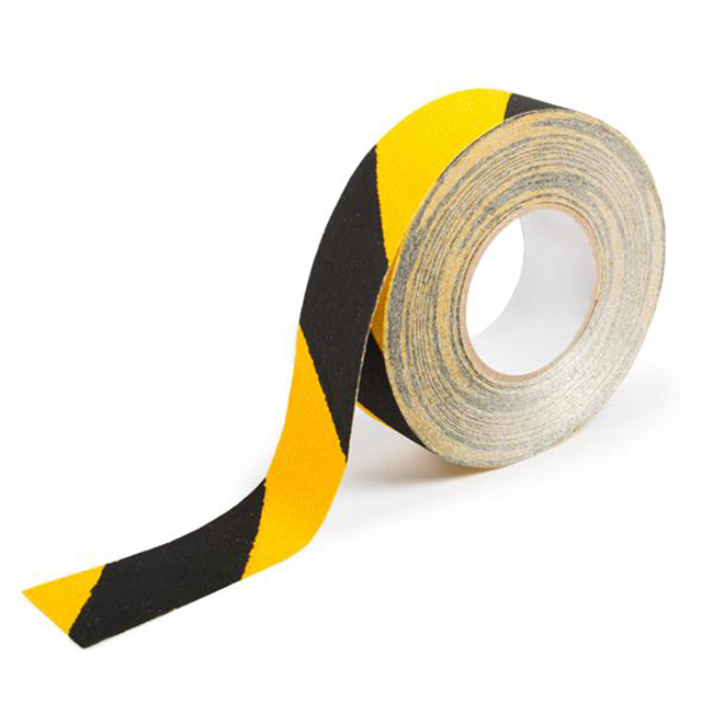rubber-united-anti-slip-safety-grip-tape-50mm-hazard-black-yellow