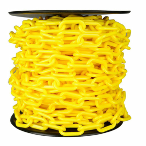 Plastic-chain-yellow-1