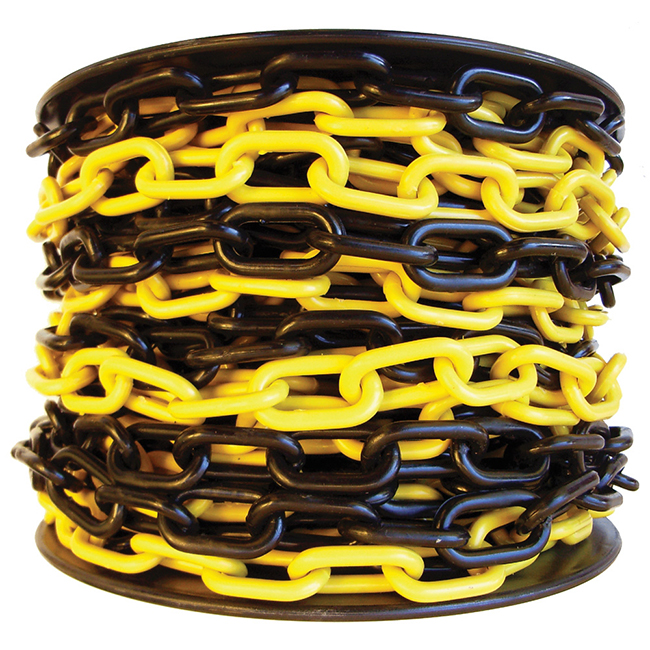 Plastic-chain-yellow-black-1