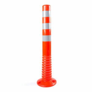 Barrier-post-Orange-75-cm-high